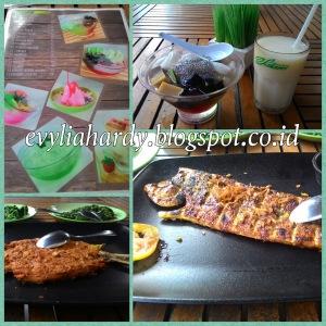 Godong Salam Seafood Ungaran