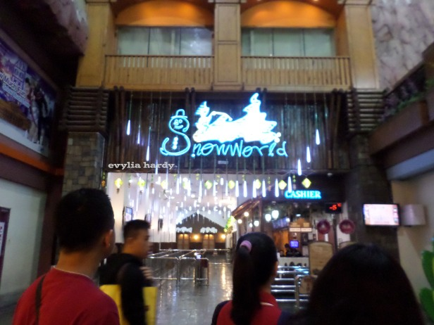 Resorts World Genting, Genting Highlands