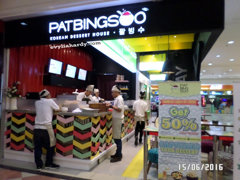 Patbingsoo, Korean Dessert House