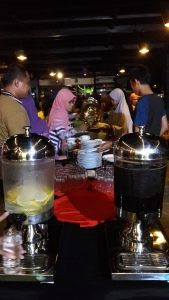 buffet dinner Nestcology