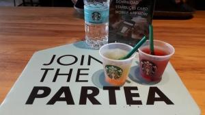 Teavana Starbucks Paragon Semarang