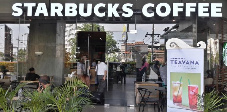 Starbucks Paragon Semarang