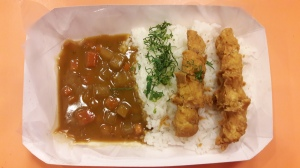 Japanese Curry Chicken Premium Mixbowl