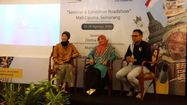SunLife Financial Indonesia Fun Talk Show