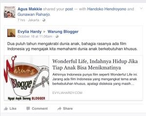 Wonderful Life review, evyliahardy.com