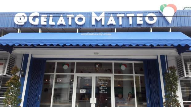 Gelato Matteo Italian ice cream