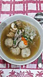 Bakso So'un dan Mie Ayam Sompok Semarang