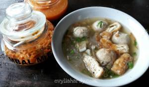Bakso Soun dan Mie Ayam Sompok Semarang