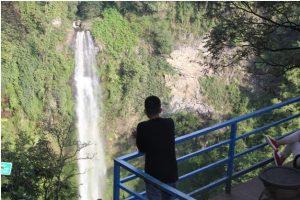 curug cimahi waterfall